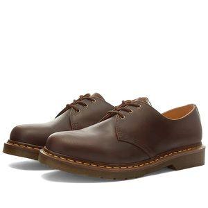 Dr. Martens Gaucho Crazy Horse Leather Oxford Shoe